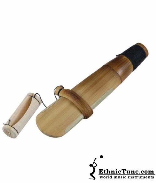The duduk mouthpiece (Ghamish)