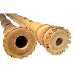 Shakuhachi with Root End