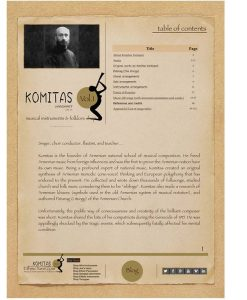 Vardaped Komitas Notation Library - ebook