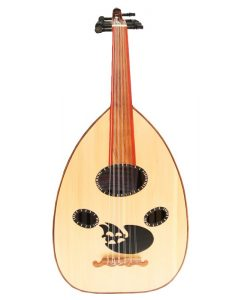 Oud by master Gawharet El Fan from Egypt.