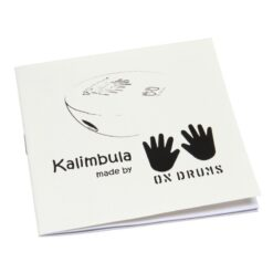 Kalimba acoustic without microphone, tuned to