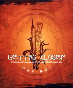 Getting Closer Audio CD cover