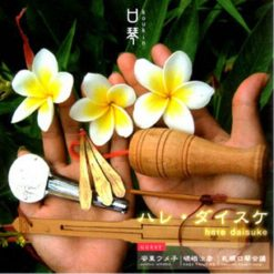 Cover image of audio cd Koukin by skilled japanese jew's harp artist Daisuke Hare