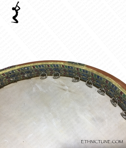 Armenian Kaval 18 inches oriental light brown design