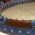 Ghaval 16 inches Pro Frame Drum cover detail view 04