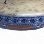Ghaval 16 inches Pro Frame Drum cover detail view 02