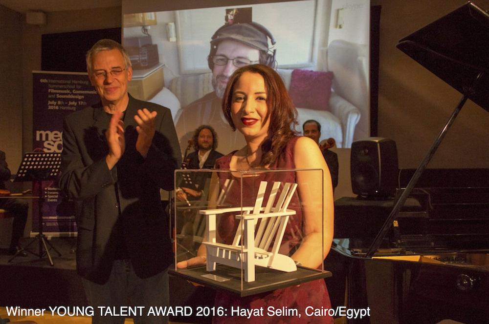 Last call for applications: Composition Competition YOUNG TALENT AWARD MEDIAMUSIC