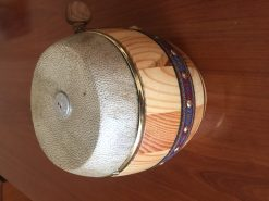string-singing drum